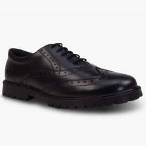 SOPHIA - Leather Brogue With Chunky Sole (Girls), Girls Shoes