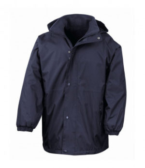 STORMDRI JACKET - NAVY, Coats and Jackets, Ursuline Preparatory Ilford